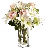 Flower Bouquets: Heavenly Tribute Bouquet