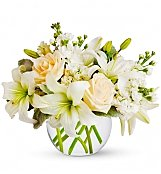 Flower Bouquets: Soft Serenity Bouquet