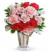 -Geo Low Price: Silver Enchantment Bouquet