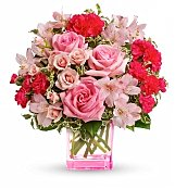 Flower Bouquets: The Power of Pink Bouquet