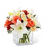 Flower Bouquets: Blushing Beauty Bouquet