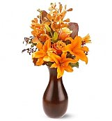 Tropical Flowers: Tropic Dreams Bouquet