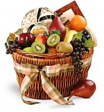 Fruit Gift Baskets: Delightful Combinations