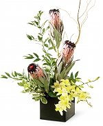 Tropical Flowers: Island Beauty Bouquet